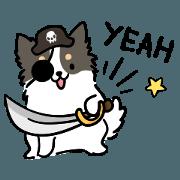 สติ๊กเกอร์ไลน์ Chihuahua cute dog