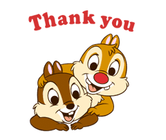 Chip 'n' Dale Animated Stickers sticker #1867904