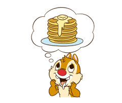 Chip 'n' Dale Animated Stickers sticker #1867915