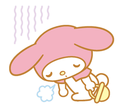 My Melody Animated Stickers sticker #2040315