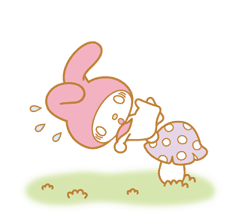 My Melody Animated Stickers sticker #2040325