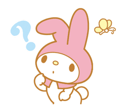 My Melody Animated Stickers sticker #2040329