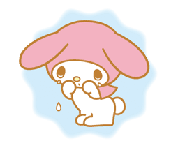 My Melody Animated Stickers sticker #2040330