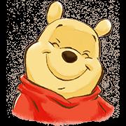สติ๊กเกอร์ไลน์ Pooh & Friends (Sunny days)