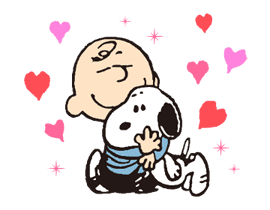 SNOOPY Animated Stickers sticker #2250424