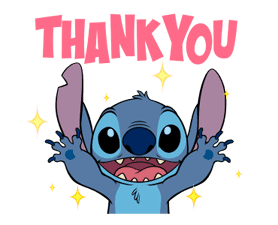 Stitch: Animated Stickers sticker #2713766