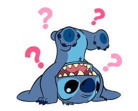 Stitch: Animated Stickers sticker #2713769