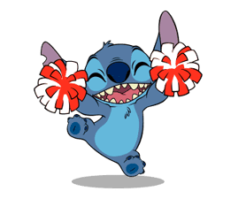Stitch: Animated Stickers sticker #2713770