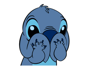 Stitch: Animated Stickers sticker #2713774