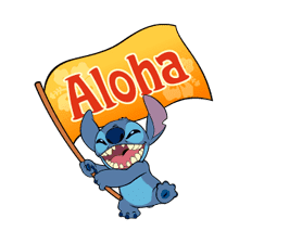 Stitch: Animated Stickers sticker #2713783