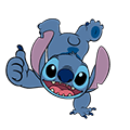 Stitch: Animated Stickers