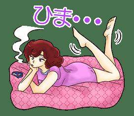 Maison Ikkoku sticker #2872646