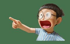 Stand by Me Doraemon sticker #2872877