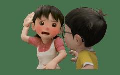 Stand by Me Doraemon sticker #2872883