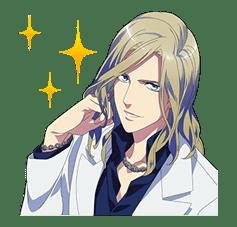Utano☆Prince sama 2 Ver.2 sticker #2878881