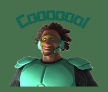 Big Hero 6: Animated Stickers sticker #3208618