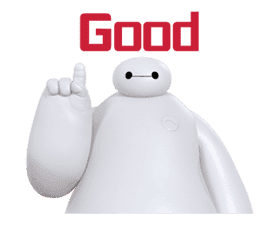 Big Hero 6: Animated Stickers sticker #3208621