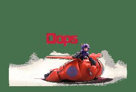 Big Hero 6: Animated Stickers sticker #3208629