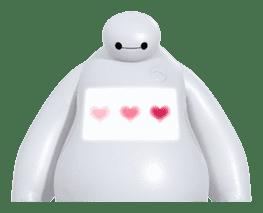 Big Hero 6: Animated Stickers sticker #3208631