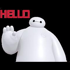 Big Hero 6: Animated Stickers ©2015 Disney| elPortale | Sell LINE Sticker, Sell LINE Theme