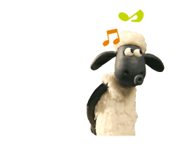 Shaun the Sheep Animated Stickers sticker #3208648