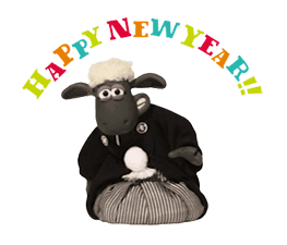Shaun the Sheep Animated Stickers sticker #3208651