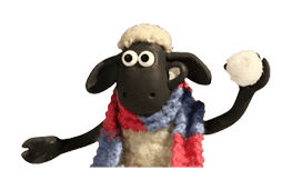Shaun the Sheep Animated Stickers sticker #3208652