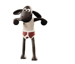 Shaun the Sheep Animated Stickers sticker #3208659