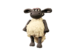 Shaun the Sheep Animated Stickers sticker #3208664