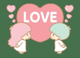 Little Twin Stars Animated Stickers sticker #3374204
