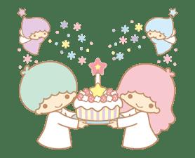 Little Twin Stars Animated Stickers sticker #3374206