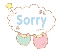 Little Twin Stars Animated Stickers sticker #3374207