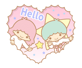 Little Twin Stars Animated Stickers sticker #3374214