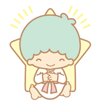 Little Twin Stars Animated Stickers sticker #3374217