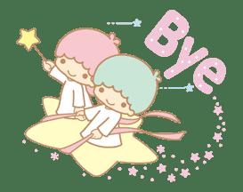Little Twin Stars Animated Stickers sticker #3374218