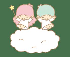Little Twin Stars Animated Stickers sticker #3374219