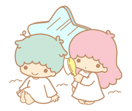 Little Twin Stars Animated Stickers sticker #3374223