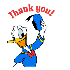 Donald Duck Animated Stickers sticker #3650290