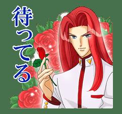 Shojokakumei Utena sticker #4019905