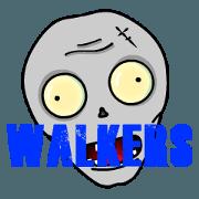 สติ๊กเกอร์ไลน์ Walkers