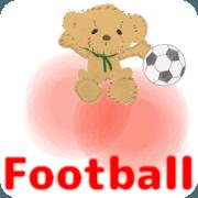 สติ๊กเกอร์ไลน์ football soccer animation English ver