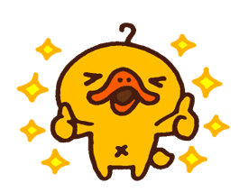 Kamonohashikamo on the Move sticker #4474448