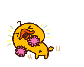 Kamonohashikamo on the Move sticker #4474463