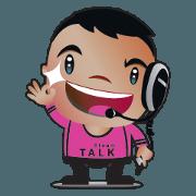สติ๊กเกอร์ไลน์ TeamTalk