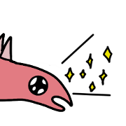 สติ๊กเกอร์ไลน์ Happy Dinosaur2-dinosaur face