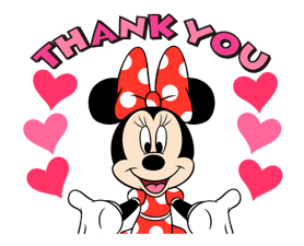 Minnie Mouse Animated Stickers sticker #4893634