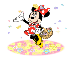 Minnie Mouse Animated Stickers sticker #4893637