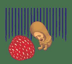 KOBITOS -active stickers- sticker #4912958