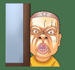 Super Radical Gag Family: Animated sticker #4976954