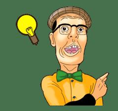 Super Radical Gag Family: Animated sticker #4976965